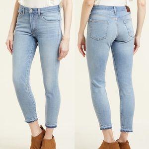 🆕 Frye Sienna Cassidy Cropped Skinny Jeans